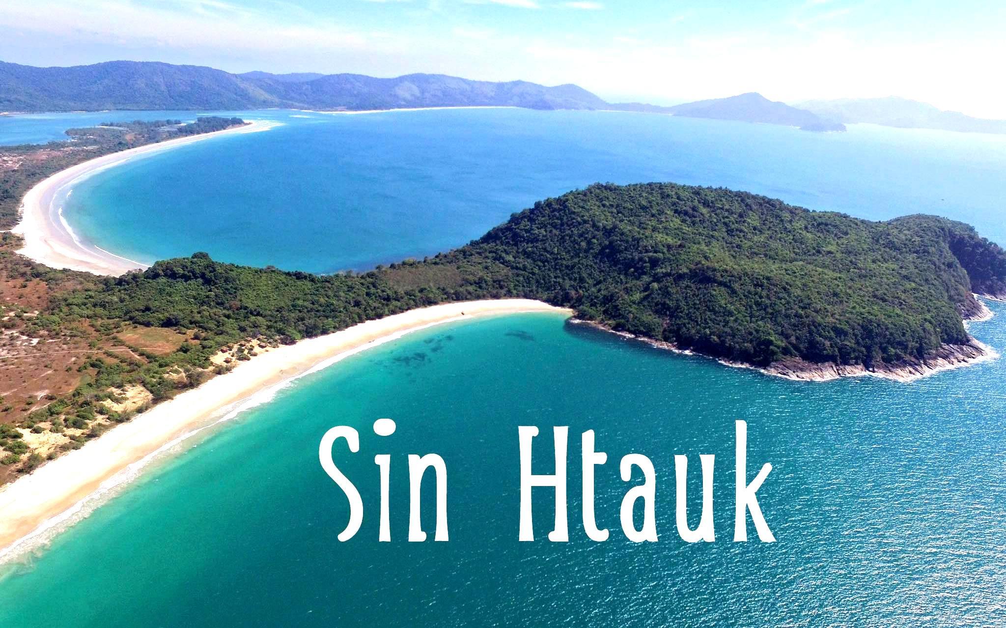 Beach Sin Htauk Dawei Myanmar