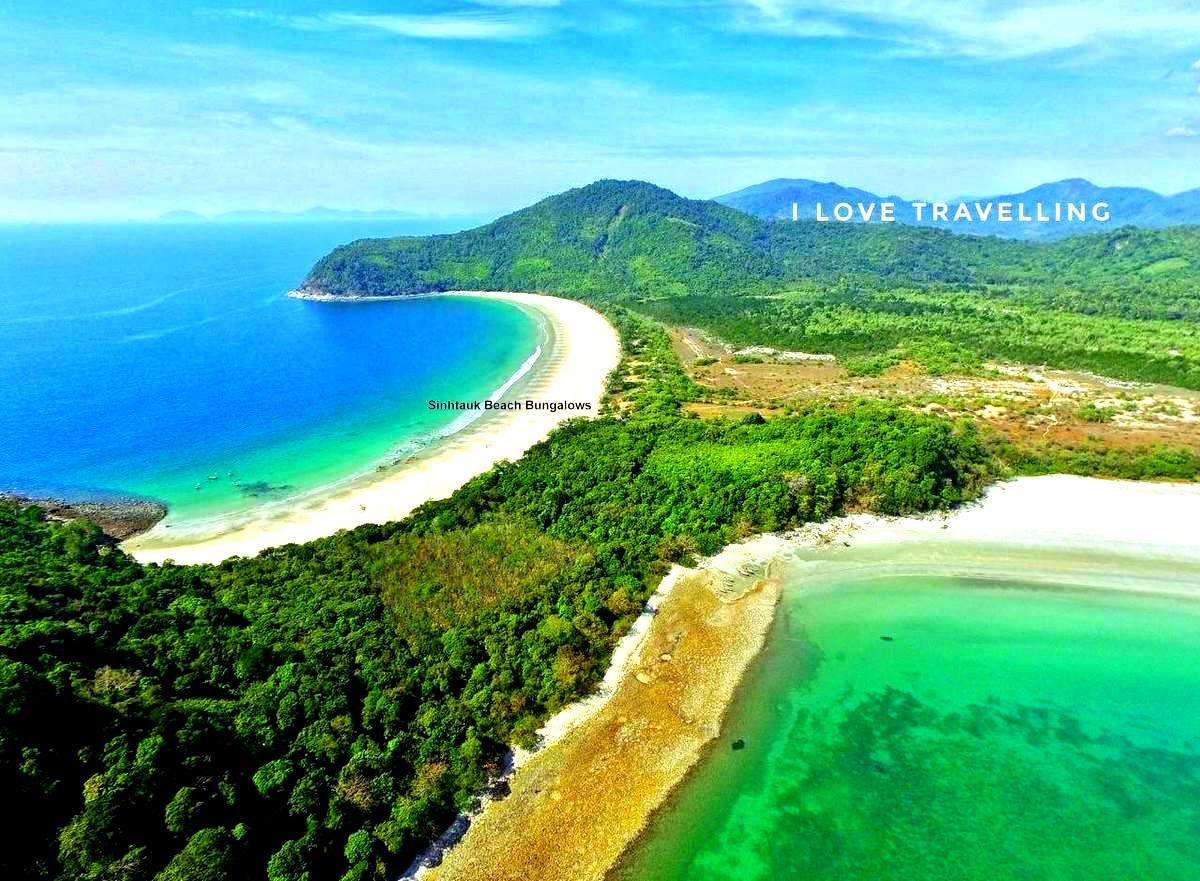 Bester Strand in Myanmar - Sin Htauk Beach bei Dawei